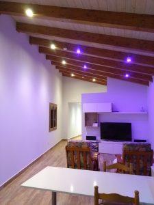 sistema control centralizado de iluminación bajo consumo